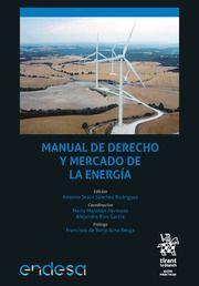 MANUAL DE DERECHO Y MERCADO DE LA ENERGIA