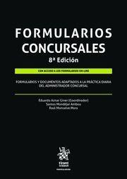 FORMULARIOS CONCURSALES.