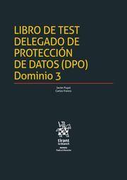 LIBRO DE TEST DELEGADO DE PROTECCIÓN DE DATOS (DPO) DOMINIO III