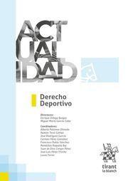 DERECHO DEPORTIVO 2020
