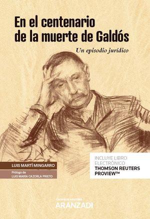 EN EL CENTENARIO DE LA MUERTE DE GALDOS