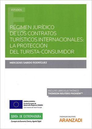 REGIMEN JURIDICO DE LOS CONTRATOS TURISTICOS INTERNACIONALES: