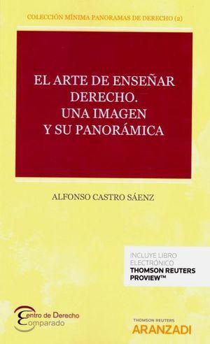 EL ARTE DE ENSEÑAR DERECHO.