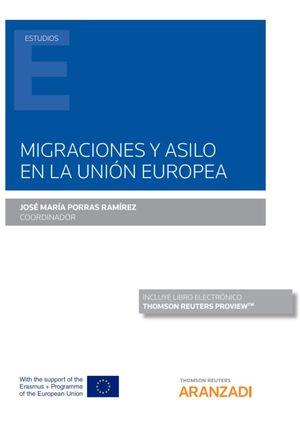 MIGRACIONES Y ASILO EN LA UNION EUROPEA