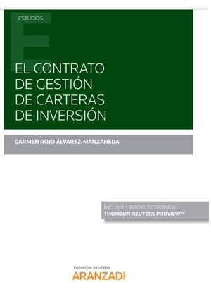 EL CONTRATO DE GESTION DE CARTERAS DE INVERSION
