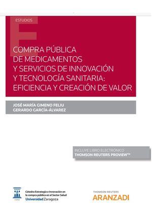 COMPRA PUBLICA DE MEDICAMENTOS Y SERVICIOS DE INNOVACION Y TECNOL