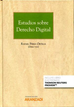 ESTUDIOS SOBRE DERECHO DIGITAL