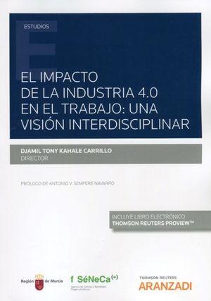 EL IMPACTO DE LA INDUSTRIA 4.0 EN EL TRABAJO