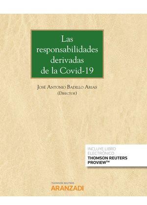 LAS RESPONSABILIDADES DERIVADAS DE LA COVID 19 DUO