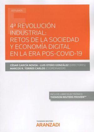 4ª REVOLUCION INDUSTRIAL