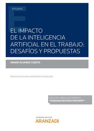EL IMPACTO DE LA INTELIGENCIA ARTIFICIAL EN TRABAJO: