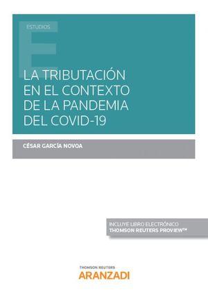 TRIBUTACION EN EL CONTEXTO PANDEMIA DEL COVID 19