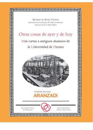 OTRAS COSAS DE AYER Y DE HOY