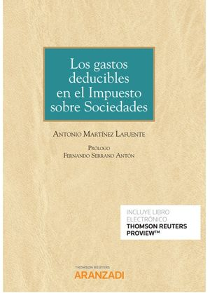 LOS GASTOS DEDUCIBLES EN EL IMPUESTO SOBRE SOCIEDADES