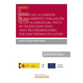 PASAJES DE LA COMISION DE SEGUIMIENTO Y EVALUACION DE LOS