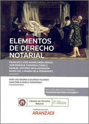 ELEMENTOS DE DERECHO NOTARIAL