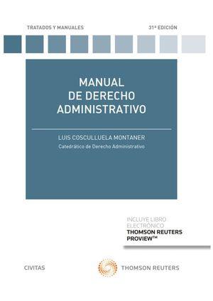 MANUAL DE DERECHO ADMINISTRATIVO