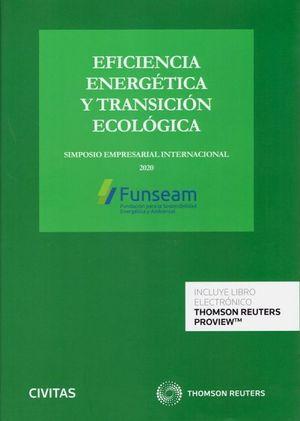 EFICIENCIA ENERGETICA Y TRANSICION ECOLOGICA