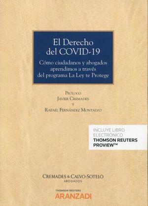 EL DERECHO DEL COVID 19