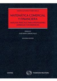 MATEMATICA COMERCIAL Y FINANCIERA