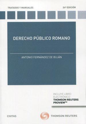 DERECHO PUBLICO ROMANO