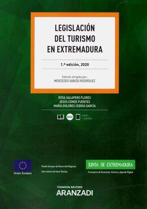 LEGISLACION DEL TURISMO EN EXTREMADURA