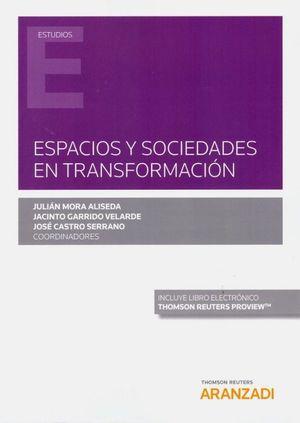 ESPACIOS Y SOCIEDADES EN TRANSFORMACION