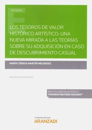 LOS TESOROS DE VALOR HISTORICO ARTISTICO: