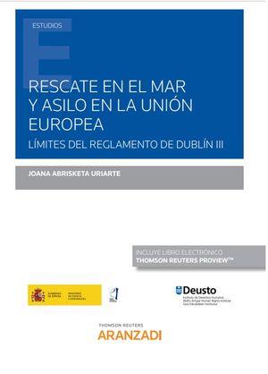 RESCATE EN EL MAR Y ASILO EN LA UE LIMITES REGLAMENTO DUBLIN III