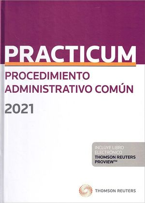 PRACTICUM PROCEDIMIENTO ADMINISTRATIVO COMÚN 2021 (DÚO)