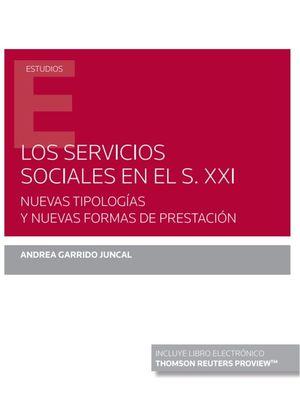 LOS SERVICIOS SOCIALES EN EL S. XXI.