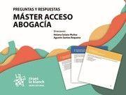 MASTER ACCESO ABOGACIA. PREGUNTAS Y RESPUESTAS