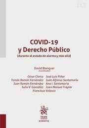 COVID-19 Y DERECHO PÚBLICO