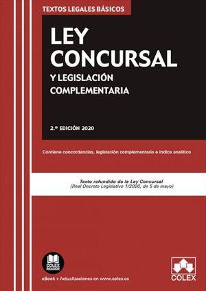 LEY CONCURSAL Y LEGISLACION COMPLEMENTARIA