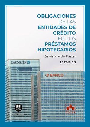 OBLIGACIONES ENTIDADES CREDITO PRESTAMOS HIPOTECARIO