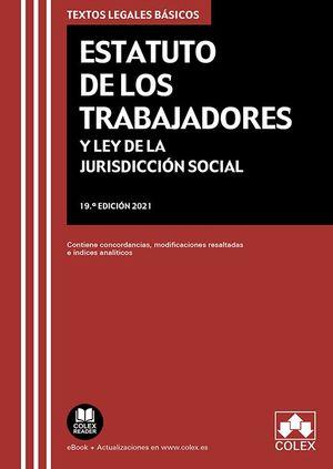 ESTATUTO DE LOS TRABAJADORES LEY DE JURISDICCION SOCIAL