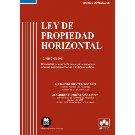 LEY DE PROPIEDAD HORIZONTAL 2021.