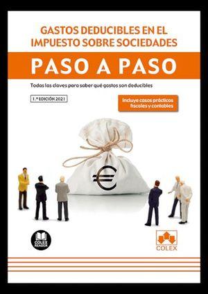GASTOS DEDUCIBLES EN EL IMPUESTO SOBRE SOCIEDADES