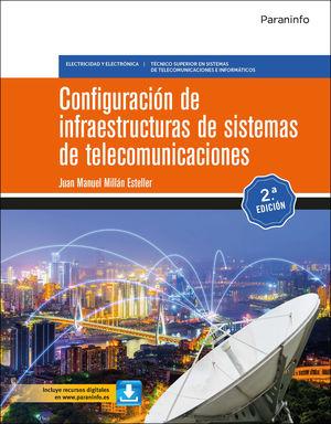 CONFIGURACION DE INFRAESTRUCTURAS DE SISTEMAS DE T