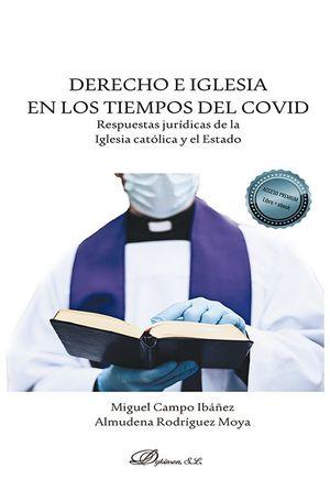 DERECHO E IGLESIA EN LOS TIEMPOS DEL COVID: