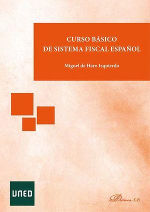 CURSO BASICO DE SISTEMA FISCAL ESPAÑOL