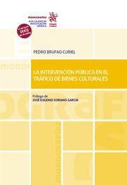 LA INTERVENCION PUBLICA EN EL TRAFICO DE BIENES CULTURALES