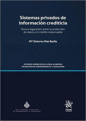 SISTEMAS PRIVADOS DE INFORMACIÓN CREDITICIA