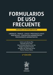 FORMULARIOS DE USO FRECUENTE 2021