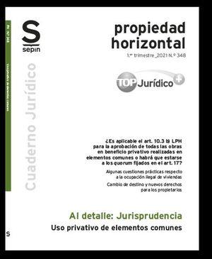 USO PRIVATIVO DE ELEMENTOS COMUNES