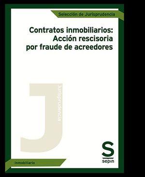 CONTRATOS INMOBILIARIOS: