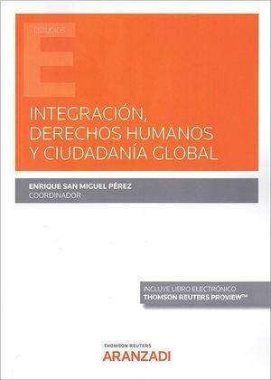 INTEGRACION, DERECHOS HUMANOS Y CIUDADANIA GLOBAL