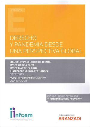 DERECHO Y PANDEMIA DESDE UNA PERSPECTIVA GLOBAL