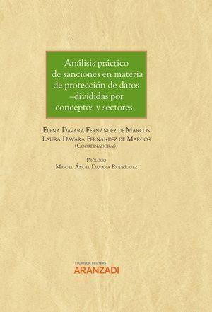ANÁLISIS PRÁCTICO DE SANCIONES EN MATERIA DE PROTECCIÓN DE DATOS