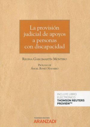 LA PROVISIÓN JUDICIAL DE APOYOS A PERSONAS CON DISCAPACIDAD